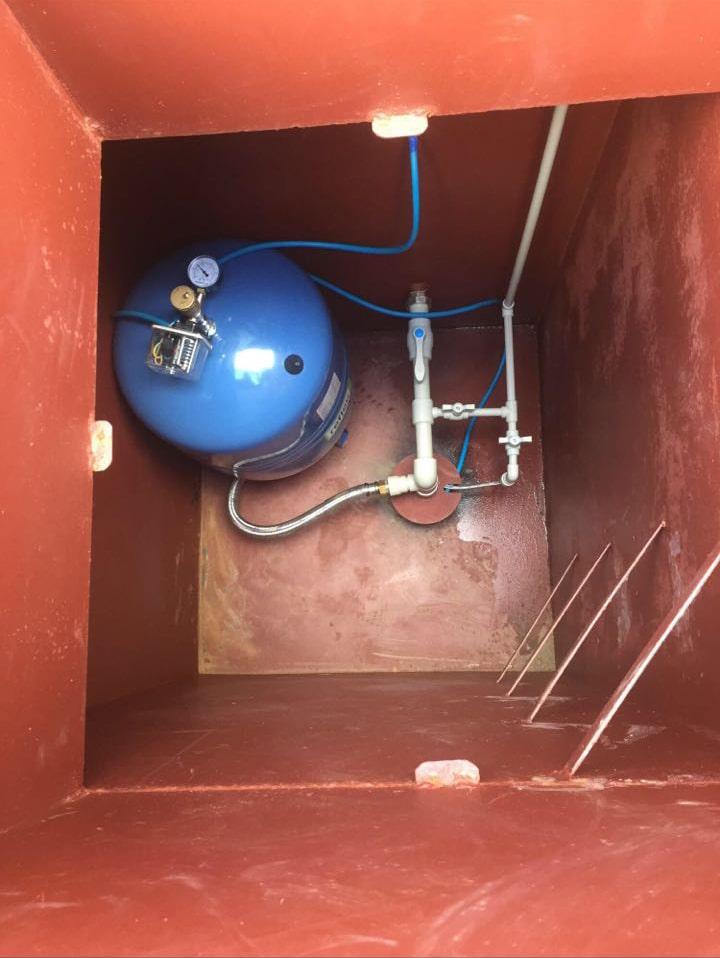 Монтаж скважинного оборудования
