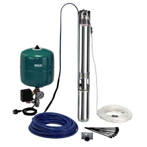 Подбор и монтаж оборудования для скважин