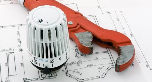 Монтаж отопительного оборудования под ключ